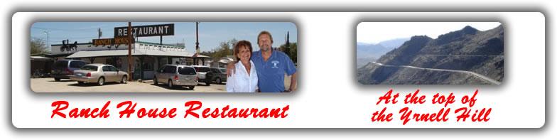 Ranch House Restaurant, Yarnell, Arizona